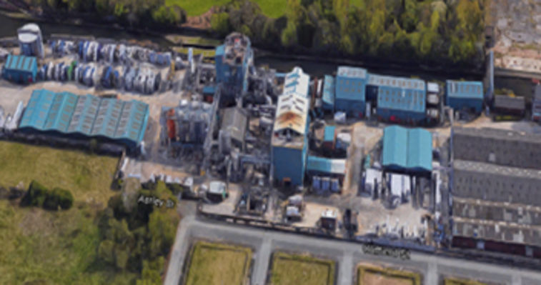crosslinkers production site in Clayton