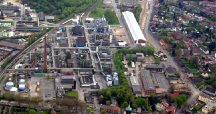 crosslinkers production site in Herne