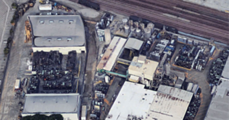 crosslinkers production site in Los Angeles