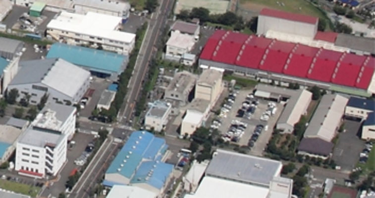 crosslinkers production site in Isehara