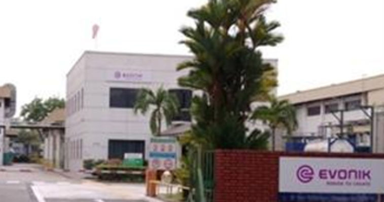 crosslinkers production site in Singapore