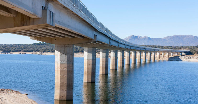 Bridge rebars