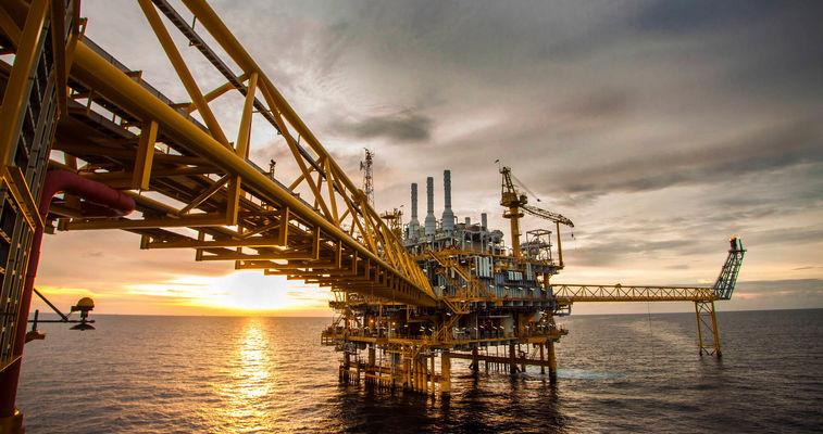 Oil rigg