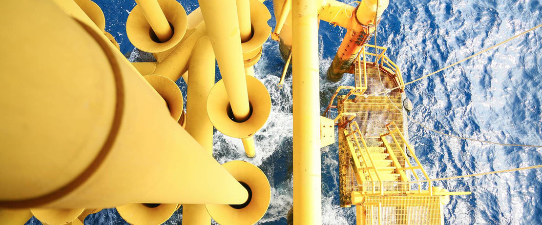 Oil rig infrastructure