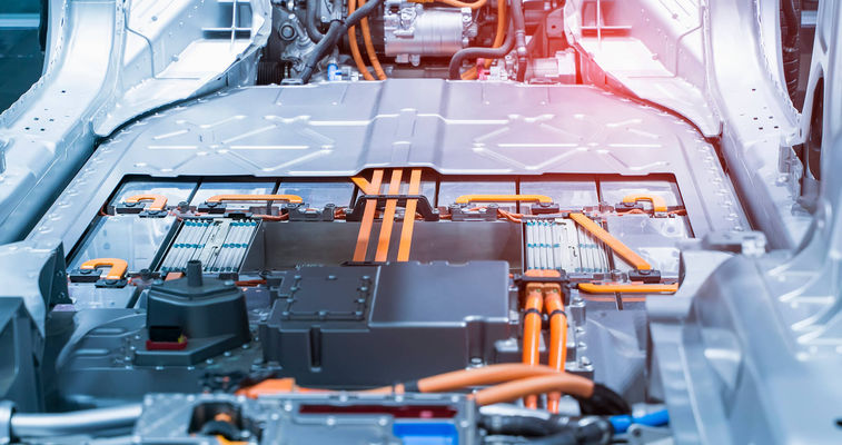 Electric vehicle production