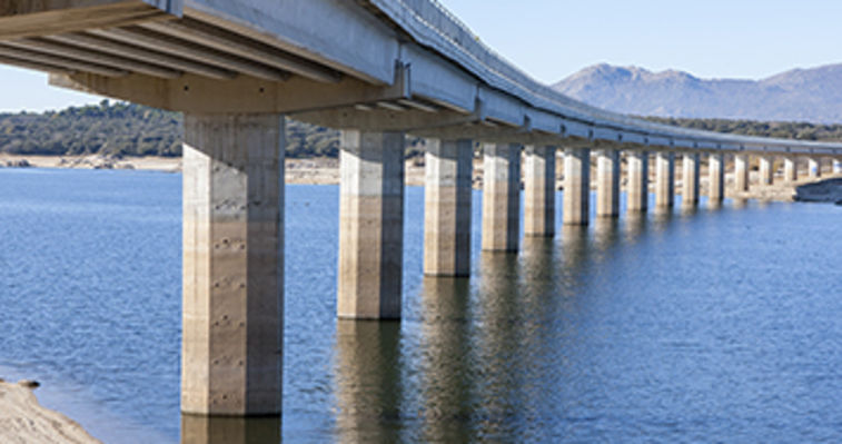 bridge over the sea epodil