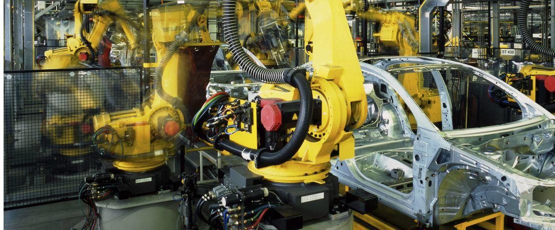 car bolding production