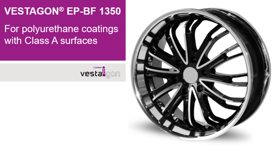 Webinar Recording: VESTAGON® EP-BF 1350 for polyurethane coatings with Class A surfaces (EC, 2019)