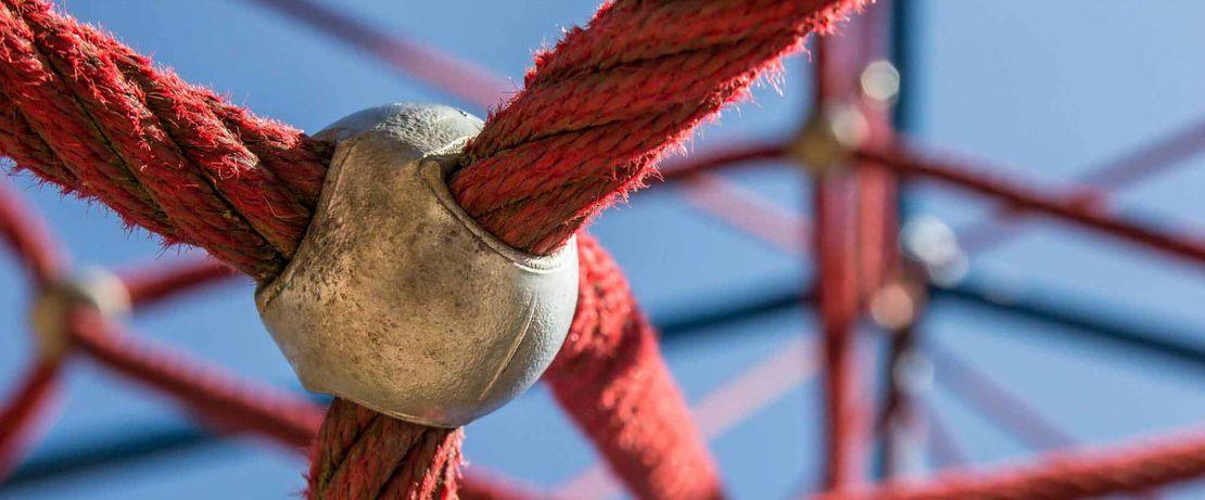 Wire rope spider